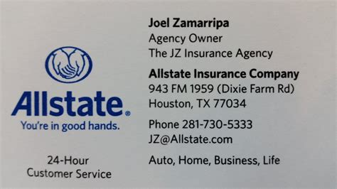 allstate car insurance phone number allstate insurance joel zamarripa insurance 943