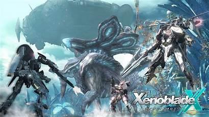 Xenoblade Chronicles Wallpapers Eyeballs Feast Xenobladex Nintendo