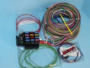 Rebel Rod Wiring Diagram by V W Plus Wiring Harness Wi Watson S Streetworks