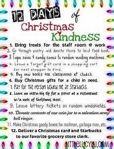 Random Acts Of Kindness. Perfect Idea For The Holiday ...