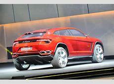 Official Lamborghini Urus To Use A TwinTurbo V8