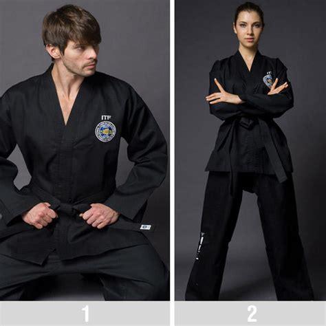 materiel cuisine professionel dobok taekwondo kimono professionel pour entrainement et