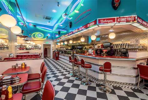 Ed's Easy Diner On In 2019
