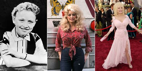 Dolly Partons Legendary Life In Pictures