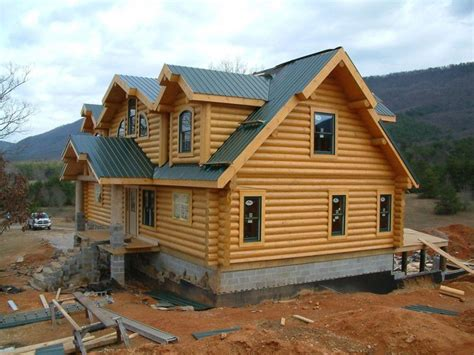 Wooden Houses : The Key Features Of Houses