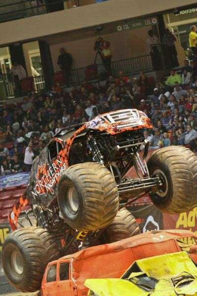 monster truck show birmingham al birmingham alabama monster jam january 7 2012 7