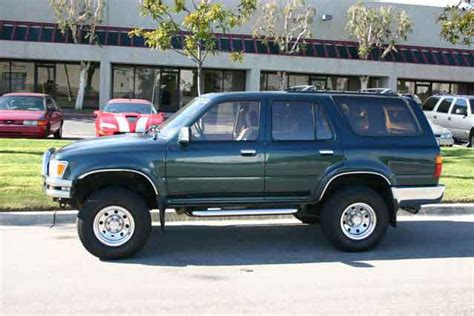 94 Toyota 4runner by 94 4runner For Sale 4x4 Auto New Engine More Yotatech