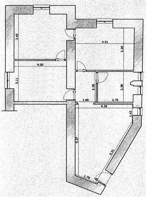 planimetria da letto progetto 70 mq architettura a domicilio 174