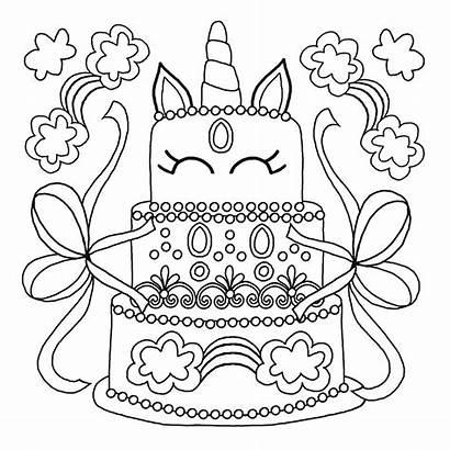Unicorn Coloring Pages Printable Mermaid Sheets Coloringfolder