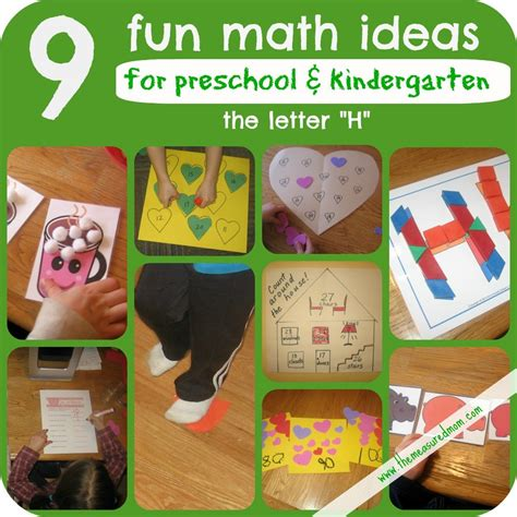 letter h math activities the measured 903 | The Measured Mom 9 Math Ideas for the letter H 1024x1024