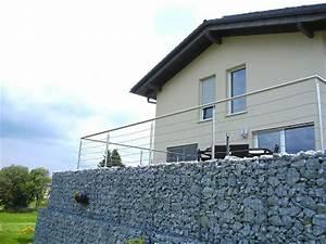 Bodenbeläge Balkon Außen : stahlseil balkon gel nder f r au en ~ Michelbontemps.com Haus und Dekorationen