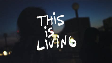 This Is Living (feat. Lecrae) (Music Video) - Hillsong ...