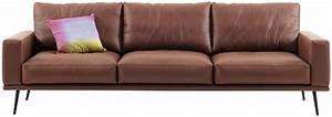 les plus beaux canapes en cuir femme actuelle With les canapés en cuir