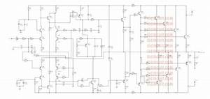 2800w High Power Amplifier Circuit  Updated