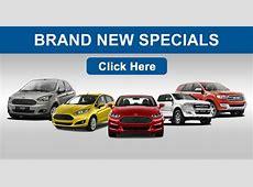New Car Ford Specials Ford Specials
