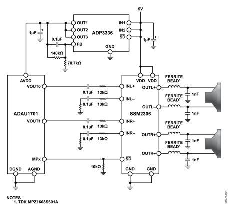 audio amplifier ssm  repository circuits
