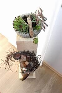 Mit Fotos Dekorieren : nat rlich dekorieren mit beton ~ Indierocktalk.com Haus und Dekorationen