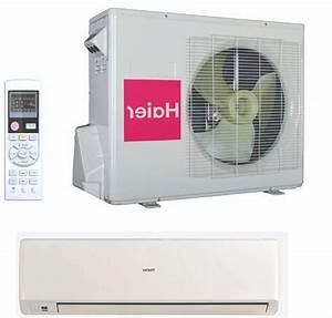 13 Seer Haier Ductless Mini Split Air Conditioner