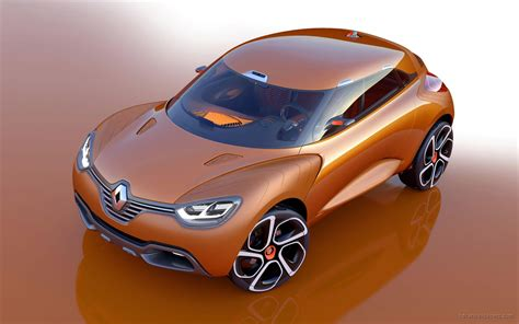 2011 Renault Captur Concept Wallpaper