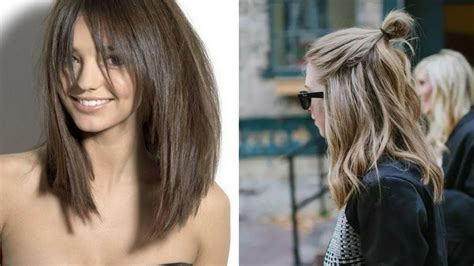 The 50 Best Bob Hairstyles For Women For 2019// 2019 Long