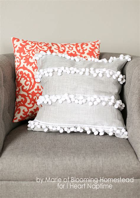 diy pillow covers 6 diy gifts for the special someone in your