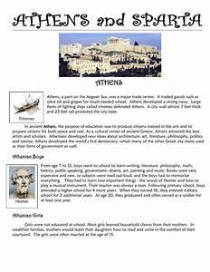 31 Athens Vs Sparta Venn Diagram
