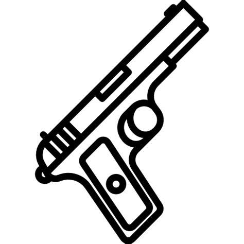 Equipa tu hogar con productos de las mejores marcas. Pistola - Iconos gratis de armas