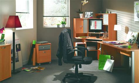 decoration de bureau maison décoration bureau de travail maison