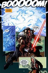 Darth Revan vs Starkiller - Battles - Comic Vine