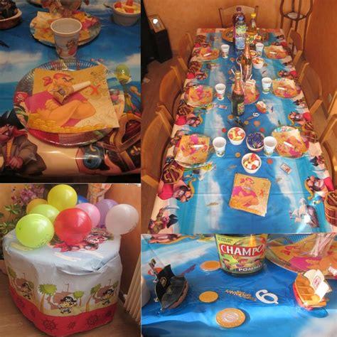 joyeux anniversaire pour tes 6 ans recettes et d 233 coration