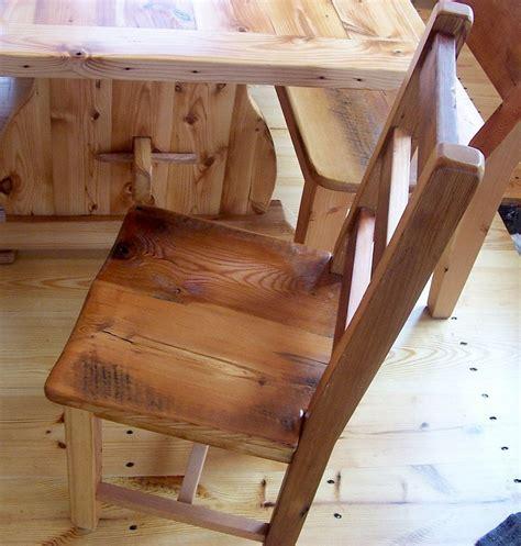 Buy Custom Reclaimed Antique Heart Pine Rustic Dining