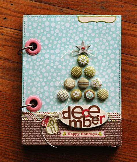 December Daily Scrapbook Mini