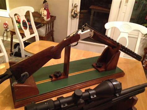gun vise   walnut   bob lehnig  woodworking pinterest bobs  guns