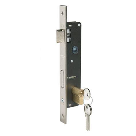 serrure de portillon exterieur serrure portail battant axe 224 30mm ibfm 2500030