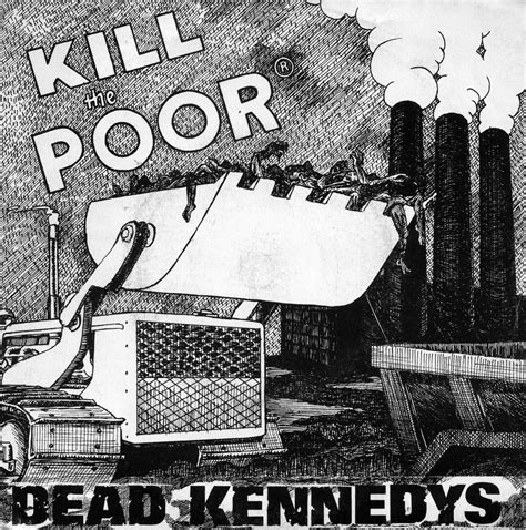 Dead Kennedys Halloween Album by Kill The Poor Approaching Justice