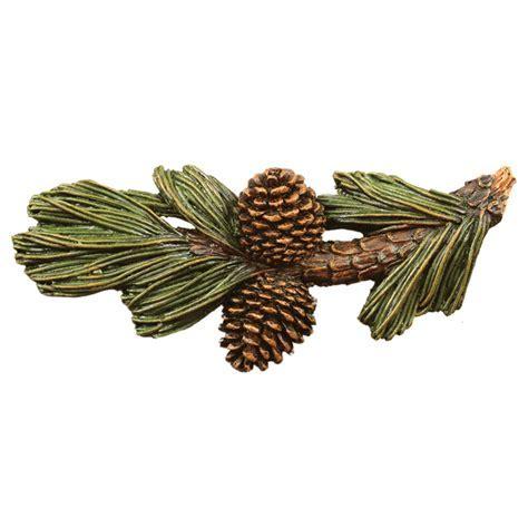 Pinecone Drawer Pulls (Set of 6)
