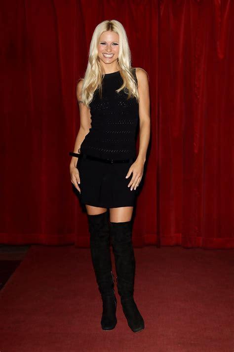 Michelle Hunziker Boots Looks   StyleBistro