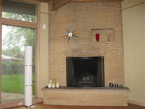 mid century modern mantle living spaces our mid century modern project chicago