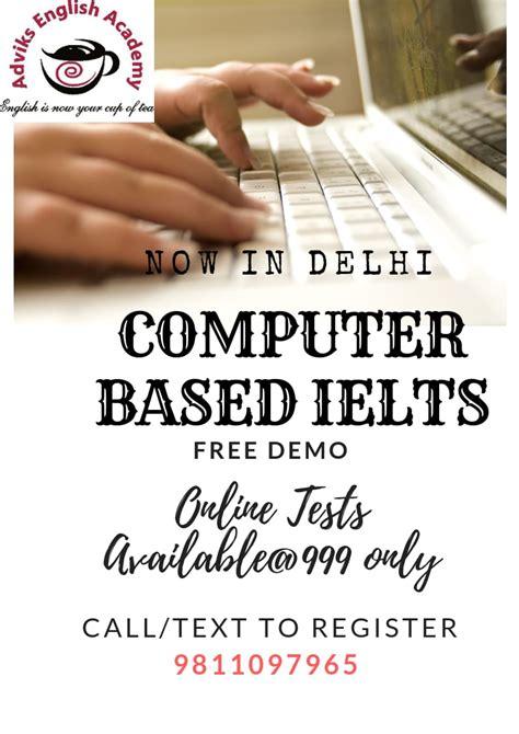 ielt computer based adviks english academy