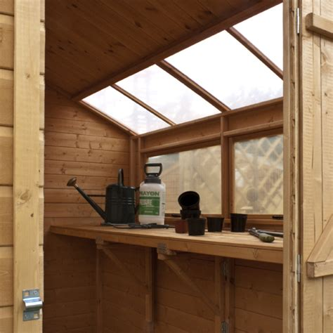 shed plans   build  shed base  uneven ground