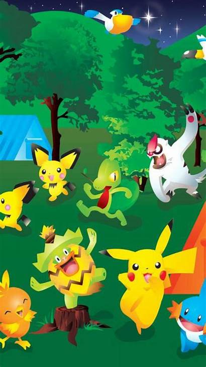 Pokemon Wallpapers Iphone Phone Background Pages Legendary