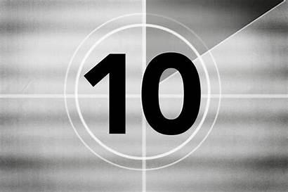 Number Ten Wallpapers Frames Countdown Gut Microbiota