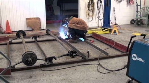 Building A Car by Trailer Build Pt 2