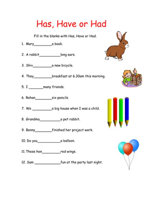 worksheet teaching resources