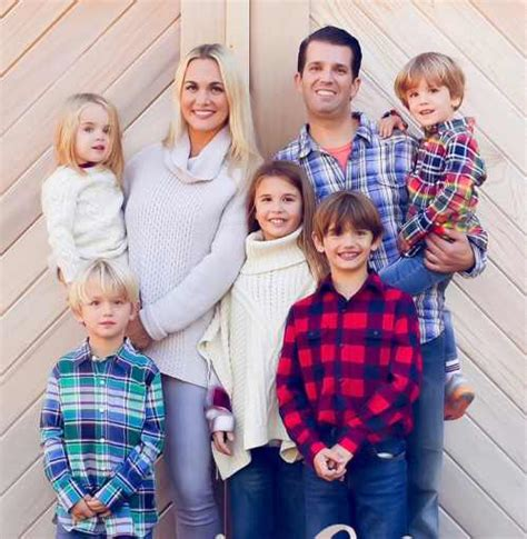 trump donald vanessa children wife jr divorce eric baby age don son haydon height weight marriage five trumps married instagram