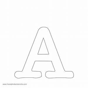alfabeto stencil 38 9732 With stencils for letters of the alphabet