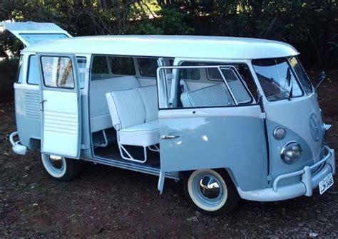 volkswagen van hippie blue volkswagen hippie van samba bus volkswagen vintage van
