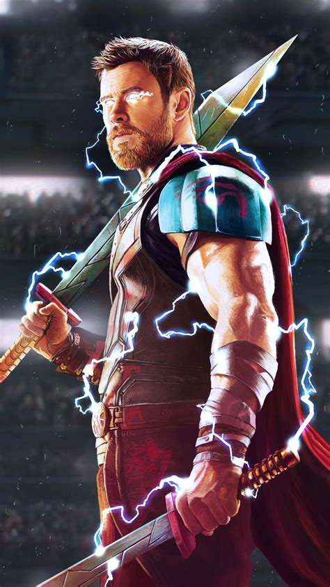thor god  thunder iphone wallpaper iphone wallpapers