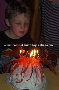 coolest volcano cakes     tips