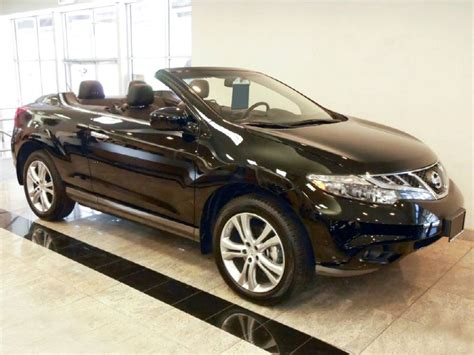 2019 Nissan Murano Convertible Pictures Price Used Canada